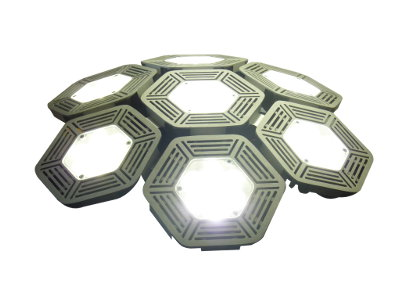 Factory Lighting Fixture